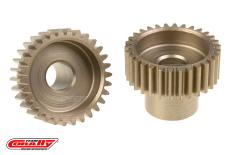 Team Corally - 48 DP Pinion - Short - Hardened Steel - 30 Teeth  - ø5mm