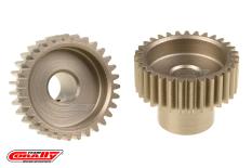 Team Corally - 48 DP Pinion - Short - Hardened Steel - 31 Teeth  - ø5mm