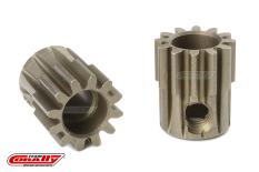 Team Corally - 32 DP Pinion - Short - Hardened Steel - 12 Teeth - Shaft Dia. 5mm