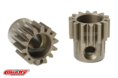 Team Corally - 32 DP Pinion - Short - Hardened Steel - 14 Teeth - Shaft Dia. 5mm