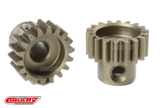 Team Corally - 32 DP Pinion - Short - Hardened Steel - 18 Teeth - Shaft Dia. 5mm