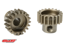 Team Corally - 32 DP Pinion - Short - Hardened Steel - 19 Teeth - Shaft Dia. 5mm