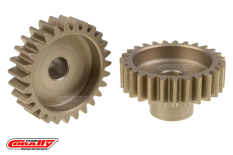 Team Corally - 32 DP Pinion - Short - Hardened Steel -  27 Teeth - ø5mm