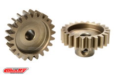 Team Corally - M1.0 Pinion - Short - Hardened Steel - 23 Teeth - ø5mm