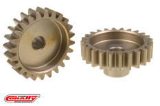 Team Corally - M1.0 Pinion - Short - Hardened Steel - 24 Teeth - ø5mm