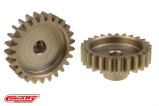 Team Corally - M1.0 Pinion - Short - Hardened Steel - 25 Teeth - ø5mm