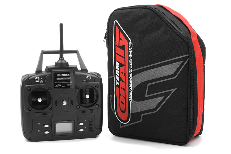 Team Corally - Transmitter Bag - for Pistol TX and Stick TX