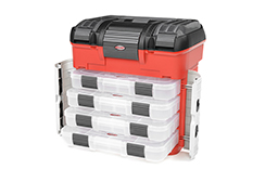 Team Corally - Pit Case - 4 Assortment Box Drawers