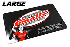 Team Corally - Pit Mat - Large - 1100x750mm - 3mm thick