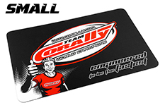 Team Corally - Pit Mat - Small - 600x400mm - 2mm thick