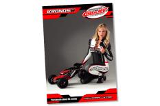 Team Corally - Poster Kronos - Vertical - 84x60cm