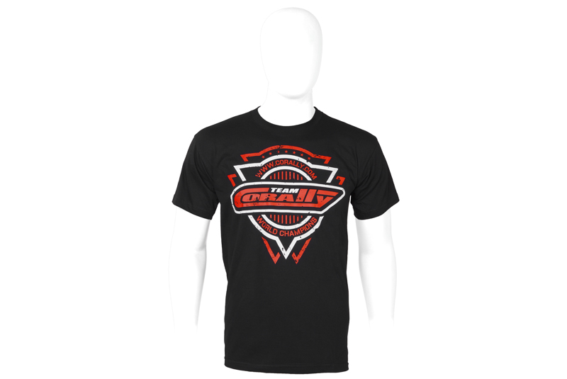 Team Corally - T-Shirt TC - D1 - Large