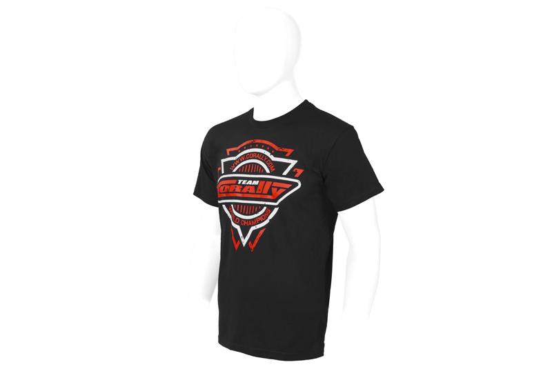 Team Corally - T-Shirt TC - D1 - XX-Large