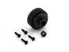 Carisma RC - SCA-1E Center Differential Case - L - 34T