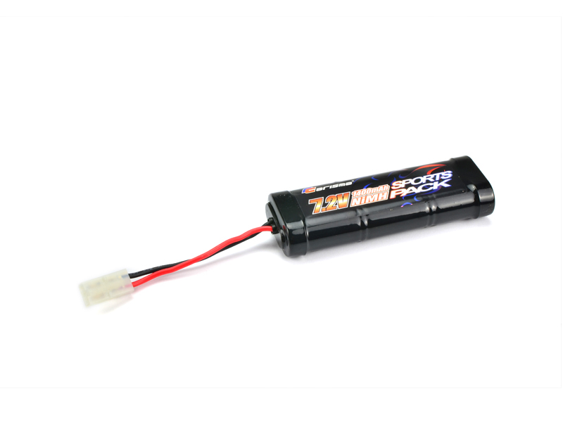 Carisma RC - 7.2V 1400NiMh Battery with Tamiya Style Connector