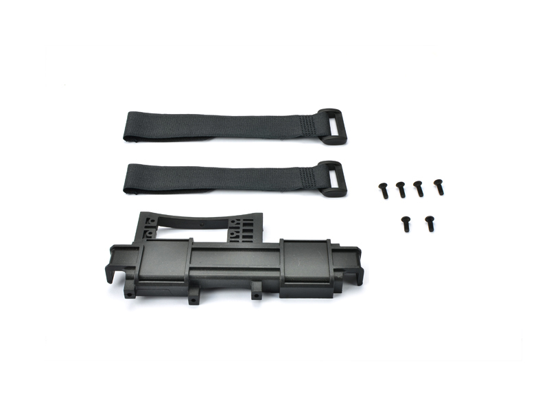 Carisma RC - SCA-1E Chassis Mounted Servo And Forward Mounted Battery Tray Set