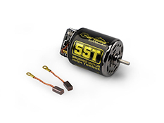 Carisma RC - SCA-1E 55T Super-Hi-Torque Modified Brushed Motor (incl. Spare Brushes)