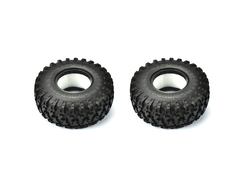 Carisma RC - SCA-1E All Terrain Adventure Tire Set 2pcs