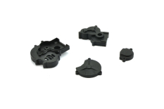 Carisma - MSA-1E CENTER GEAR BOX HOUSING SET