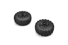 Carisma - MSA-1E WHEEL + TYRE SET (PAIR)