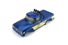Carisma - MSA-1E COYOTE PUP PAINTED BODY WITH ROLL BAR SET