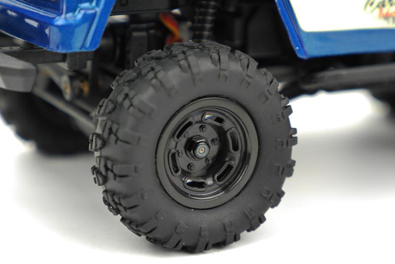 Carisma - MSA-1E M2 Wheel Lock Nut Set (Black) 4pcs