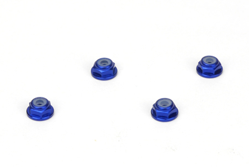 Carisma - MSA-1E M2 Wheel Lock Nut Set  ( Blue ) 4pcs