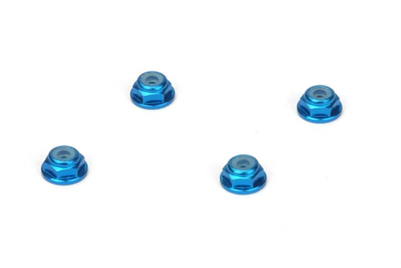 Carisma - MSA-1E M2 Wheel Lock Nut Set  ( Light Blue) 4pcs
