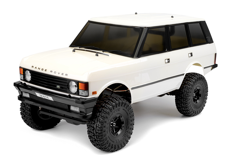 Carisma Adventure - SCA-1E Land Rover - Range Rover 1981 - Official Licensed - RTR - 1/10 Scale - WB 285mm