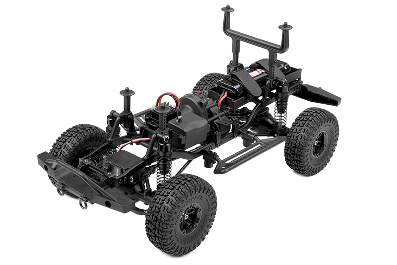 Carisma Adventure - SCA-1E Lynx ORV - RTR - 1/10 Scale - WB 285mm