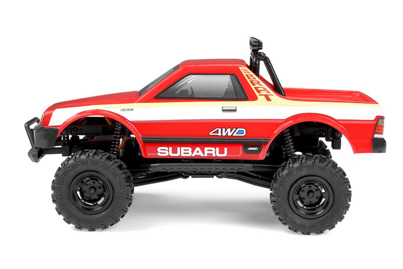 Carisma Adventure - MSA-1E Subaru Brat - RTR - 1/24 Scale