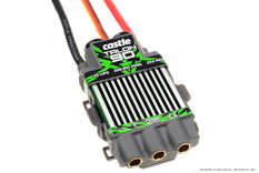 Castle - Talon 90 - High Performance Air-Heli Brushless Controller - Telemetry Capable - 2-6S - 90A - High Power SBec