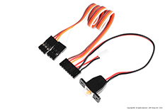 Castle - Receiver Harness Wire - Mamba Monster-X