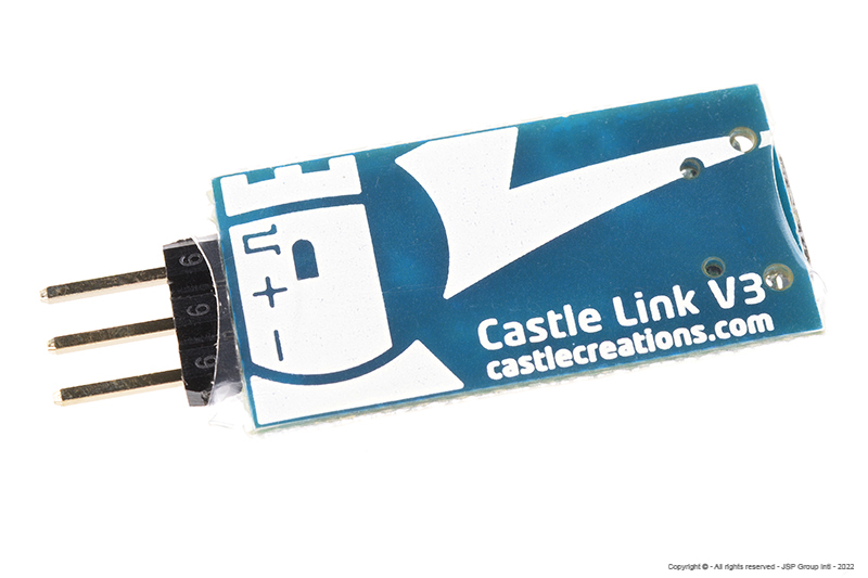 Castle - Castle Link V3 USB programming kit