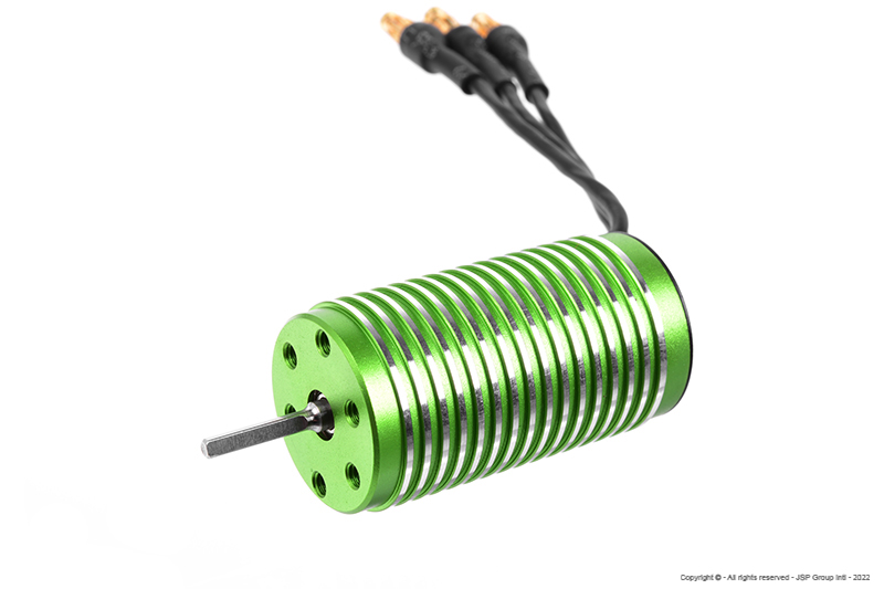 Castle - Brushless Motor 0808 - 8200KV - 4-Pole - Sensorless