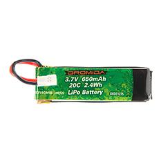 Dromida - LiPo 1S 3.7V 650mAh  Hovershot 120 FPV