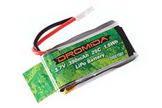 Dromida - LiPo 1S 3.7V 390mAh Kodo Quadcopter