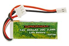 Dromida - Dromida Battery 2S LiPo 300mAh Sky Cruiser 2