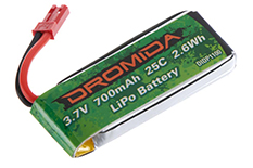 Dromida - LiPo 1S 3.7V 700mAh Ominus Quadcopter