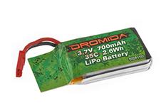 Dromida - LIPO 1S 3.V 700 35C OMINUS FPV