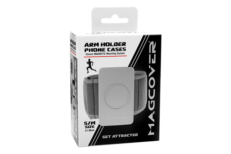 Magcover - Armband for iPhone Case Series - Adjustable Velcro Band 20 - 30cm - Patented