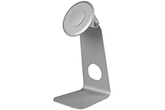 Magcover - Desktop Stand for iPad Series - Silver - Metal - Patented