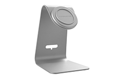 Magcover - Desktop Stand for iPhone Case Series - Silver - Metal - Patented