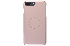 Magcover - Case for iPhone 7 Plus - Rose Gold - Patented