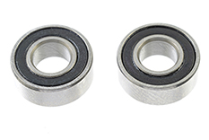 Revtec - Ball Bearing - Ceramic Balls - ABEC 3 - Rubber Shielded - 5X11X4C - MR115-2RS/C - 2 pcs