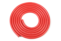 G-Force RC - Silicone Wire - Powerflex PRO+ - Red - 14AWG - 1018/0.05 Strands - OD 3.5mm - 1m