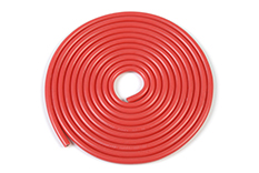 G-Force RC - Silicone Wire - Powerflex PRO+ - Red - 20AWG - 255/0.05 Strands - OD 1.8mm - 1m