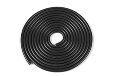 G-Force RC - Silicone Wire - Powerflex PRO+ - Black - 20AWG - 255/0.05 Strands - OD 1.8mm - 1m