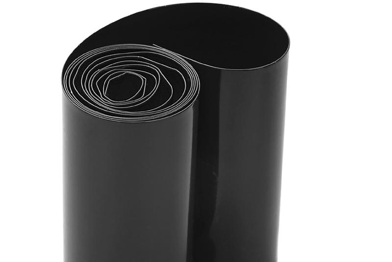 Revtec - Shrink Tubing - 46mm - Black - 1m