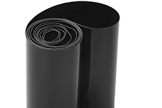 G-Force RC - Shrink Tubing - 46mm - Black - 1m